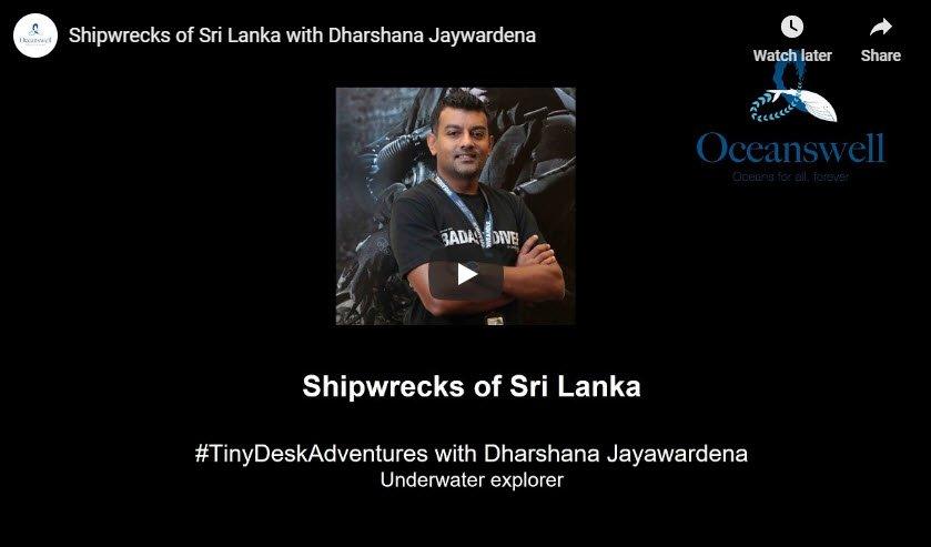 Episode 4: Shipwrecks of Sri Lanka 6