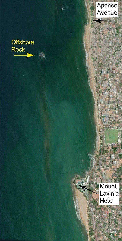 The tragedy of Mount Lavinia beach 2