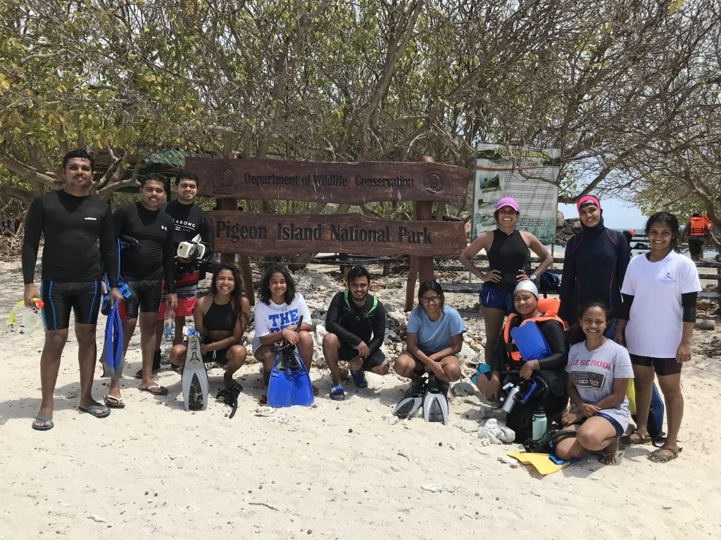 Marine Conservation Field Course 5