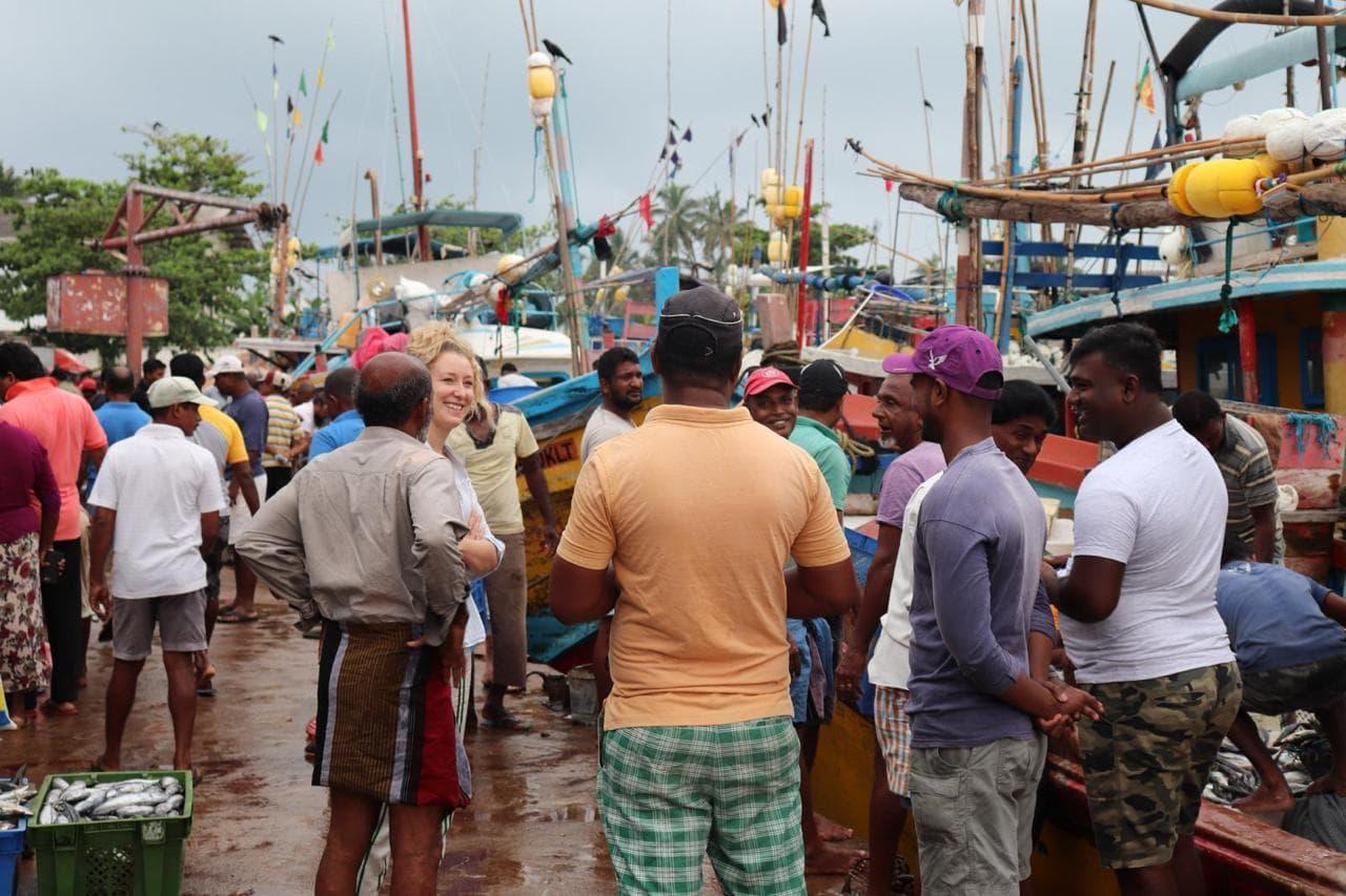 Understanding fisher perceptions on the 2012 ban on thresher shark landings 1