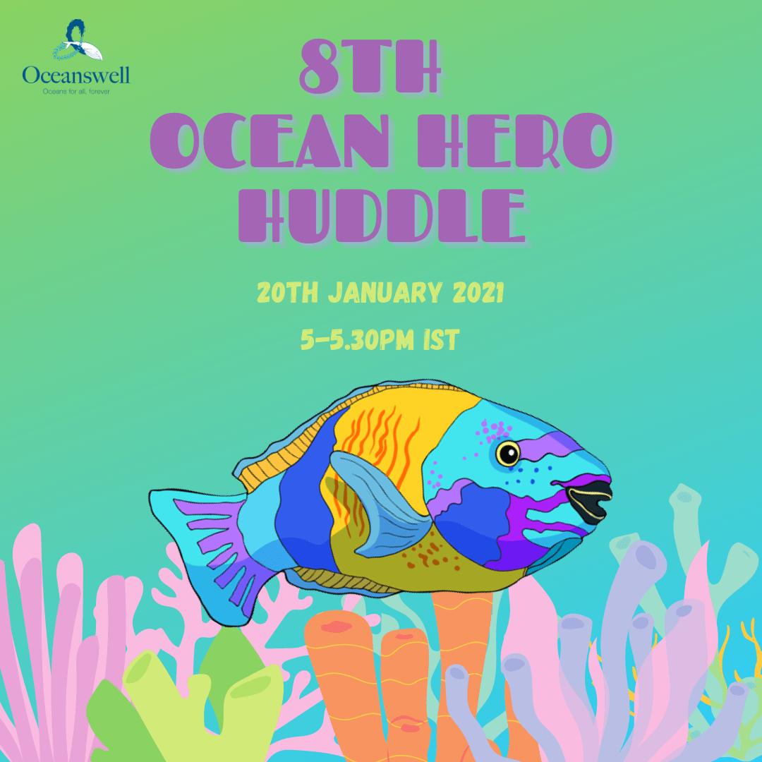 8TH OCEAN HERO HUDDLE 1