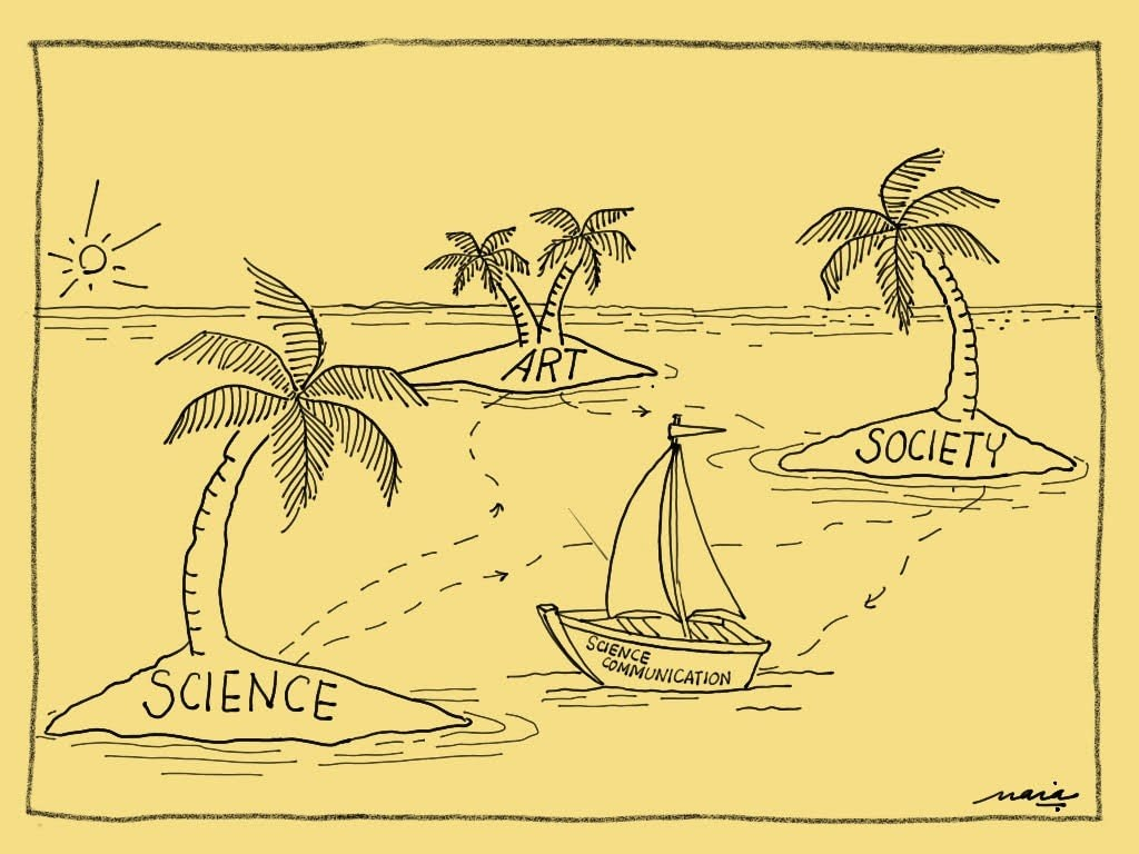 Stories of Science: What science communication means to me 2